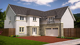 The Paddock from CALA Homes
