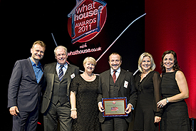 Churchill Retirement Living at the What House? Awards 2011